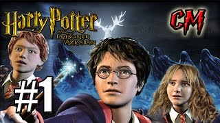Harry Potter e il Prigioniero di Azkaban (PS2) Walkthrough ITA Parte 1