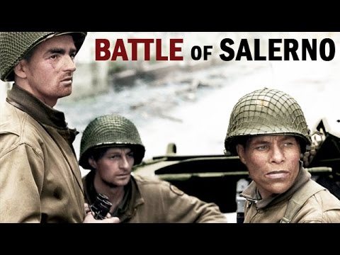 Allied Invasion of Italy | Battle of Salerno | World War 2 Documentary
