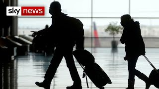Holidays: 'Travel sector on its knees'