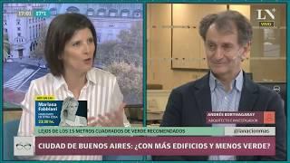Ciudad de Buenos Aires: más edificios y menos espacio verde