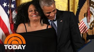 President Obama Awards Final Presidential Medals Of Freedom At Emotional Ceremony | TODAY