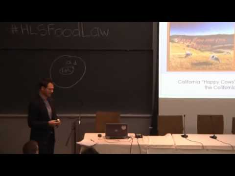 Harvard Food Law Society 2013 Forum on Food Labeling - C. Dillard Presentation