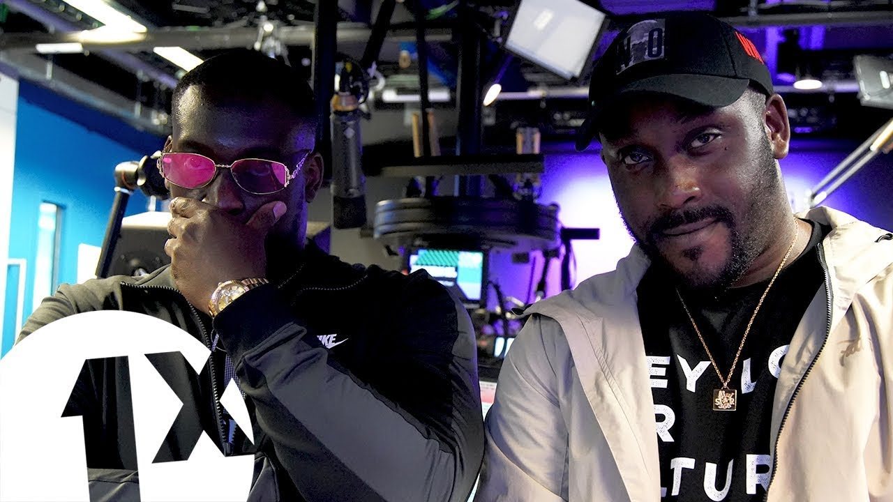 H Moneda - Voice Of The Streets Freestyle W/ Kenny Allstar on 1Xtra