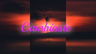 CAMBIASTE!