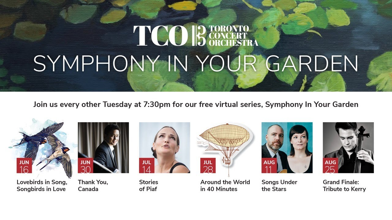 Toronto Concert Orchestra - Thank You, Canada, June 30, 2020