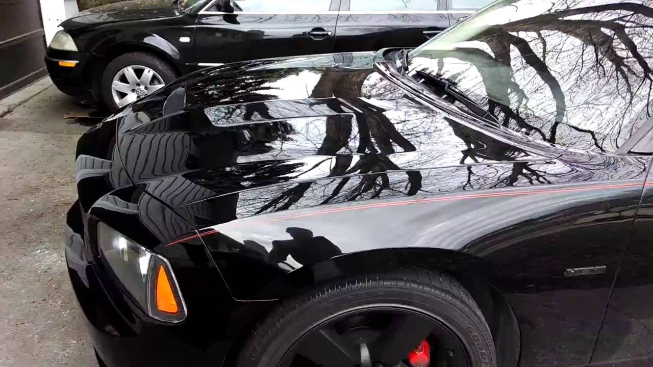 2008 Dodge Charger SRT8, Walk Around And Interior , Black On Black, Blacked  Out