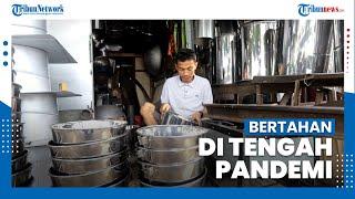 Melihat Penjual Perabotan Rumah Tangga Di Cawang Kompor Bertahan Di Tengah Pandemi