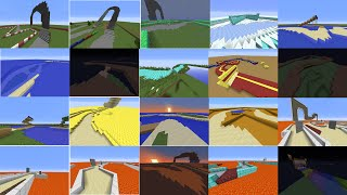 Mario Kart Super Circuit in Minecraft