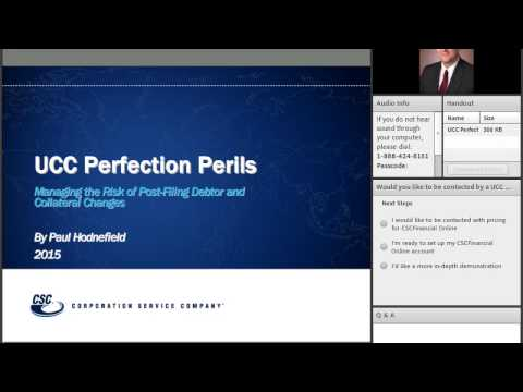 UCC Perfection Perils
