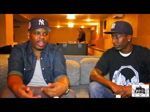 E Mac Da Host Interview w/ Vic Damone Part II