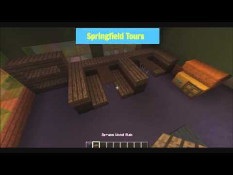 Minecraft King Toots Music Store Tour