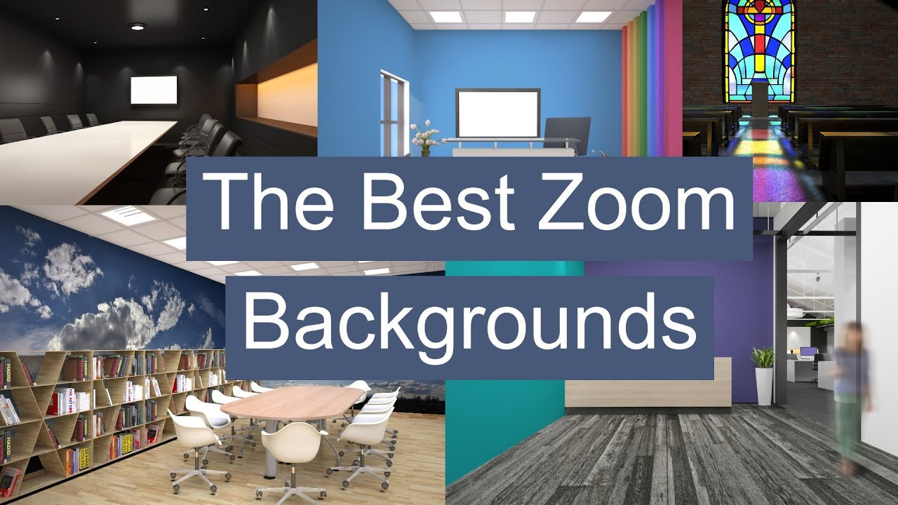 Best Zoom Backgrounds Youtube