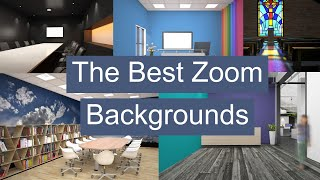 Best Zoom Backgrounds
