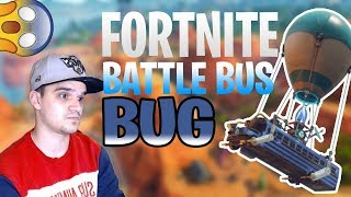 ▶️ WHEN NO BRAKES 🚌🔥😱 | FORTNITE BATTLE BUS BUG |