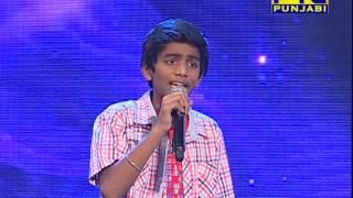 Voice Of Punjab Chhota Champ | Contestant Ridham Kalyan | Episode 23 | Quarter Final 1