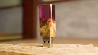 USB 뜯어서 예쁘게 만들면 생기는 일