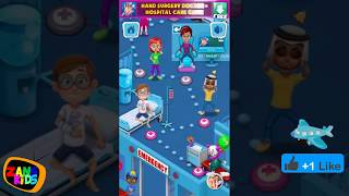 My Dream Hospital Doctor Games: Emergency Room - Gameplay Educational Pretend Play Free Game (#2)