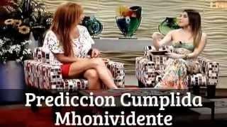 Prediccion Cumplida Mhonividente Tragedia en el Mundo Grupero