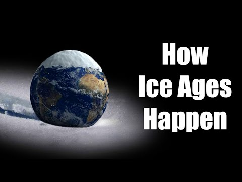 How Ice Ages Happen: The Milankovitch Cycles