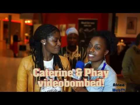 Funny Africa Web TV reporters' moments