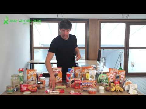 28 voedingsmiddelen die