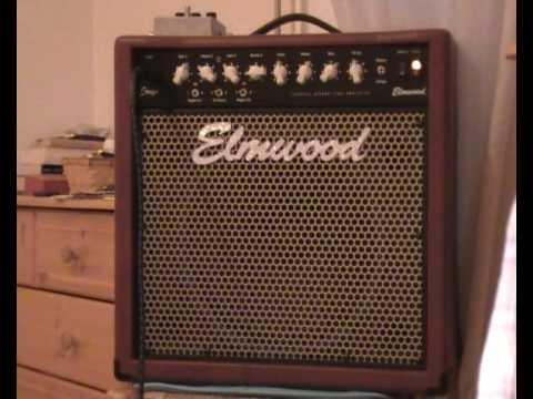 ELMWOOD Stinger 30 et stratocaster