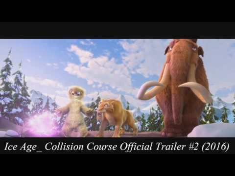 Ice Age  Collision Course Official Trailer...