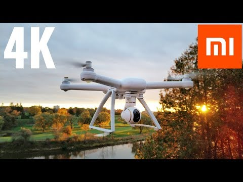 Best 4K Budget Drone - Xiaomi Mi Drone - Review and Sample Recordings