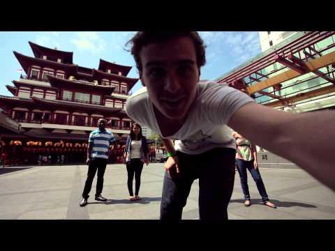 NUS Student Life video