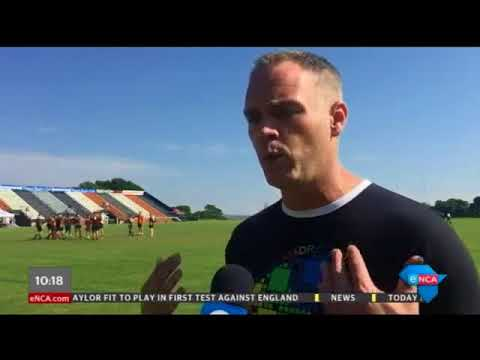 Jozi Cats Rugby Chairman Chris Verrijdt on the truly inclusive rugby tournament via ENCA