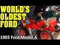 Oldest Ford in the World - 1903 Ford Model A - Wynyard Tasmania