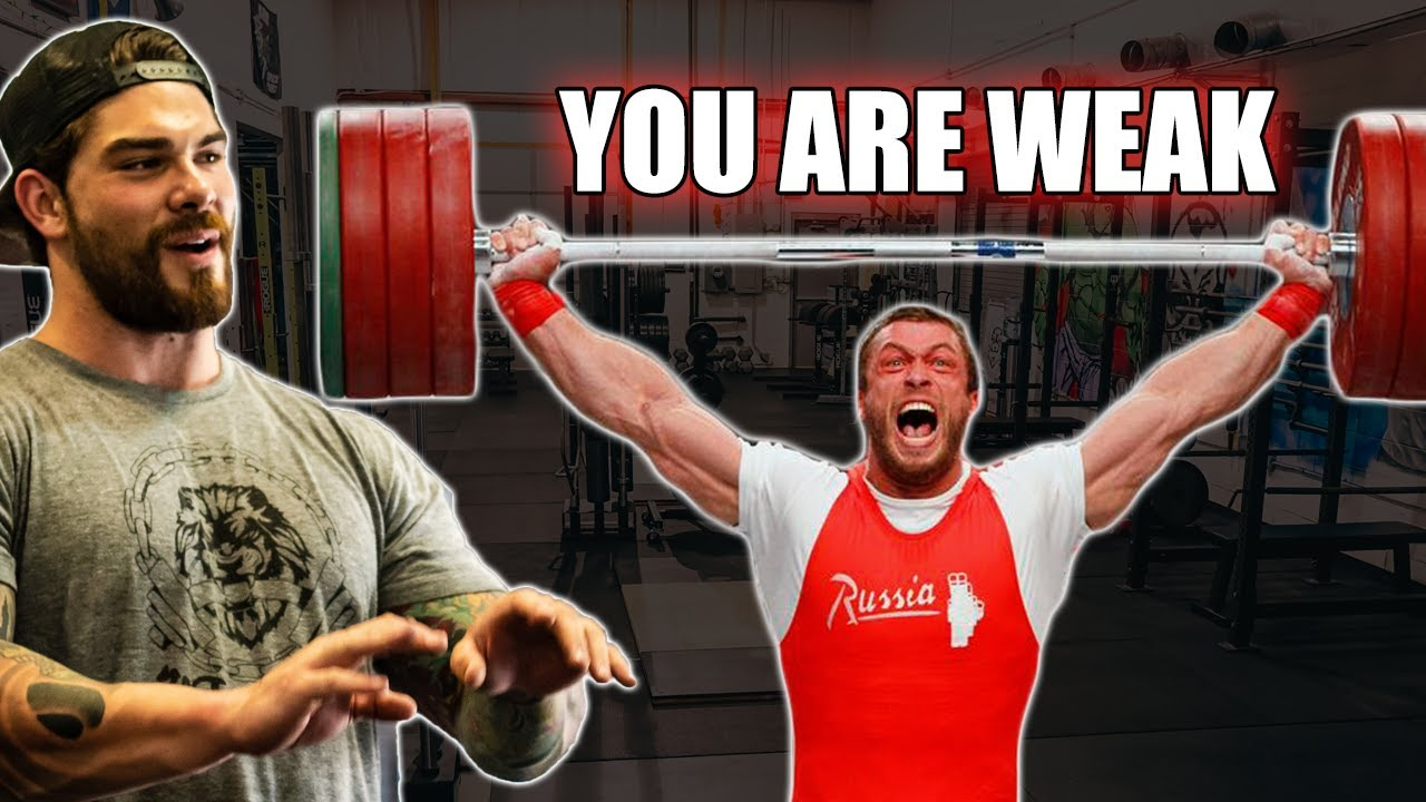 What weightlifters (OLYMPIC LIFTERS) are doing WRONG