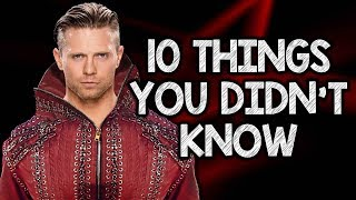 10 Things You Didn't Know About The Miz
