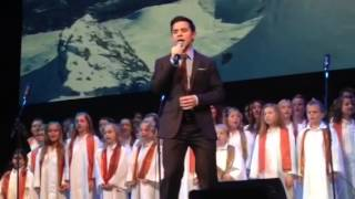 "Glorious - David Archuleta & One Voice Children""s Choir"