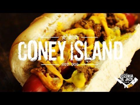 Coney Island Hot Dog | A Maravilhosa Cozinha de Jack S04E19