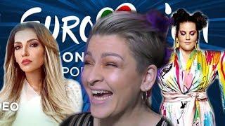 РОССИЯ vs ИЗРАИЛЬ РЕАКЦИЯ ЕВРОВИДЕНИЕ 2018 | EUROVISION 2018 RUSSIA vs ISRAEL REACTION