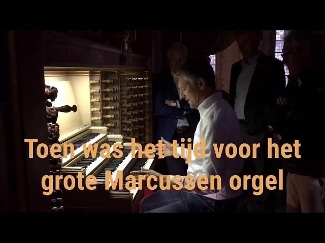 Bestuur St. Laurenskerk Bijscholing orgelmuziek Hayo Boerema