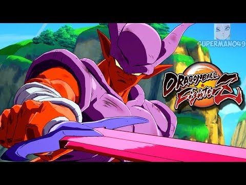 """Playing With JANEMBA For The First Time! - Dragon Ball FighterZ: """"Janemba"""" Gameplay"""