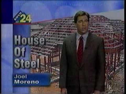 Steel Frame Homes on NBC News