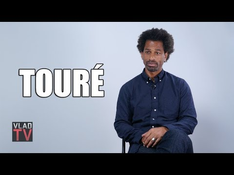 "Toure on Interviewing Kendrick Lamar: ""He's Short But He Radiates Power"" (Part 7)"