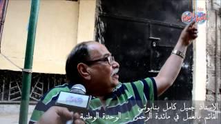 جميل بنايوتي المسئول عن مائدة الرحمن بشبرا: هي دي مصر ومش حاجة جديدة علينا