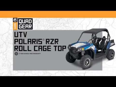 UTV Roll Cage Top by Classic Accessories (Polaris RZR)