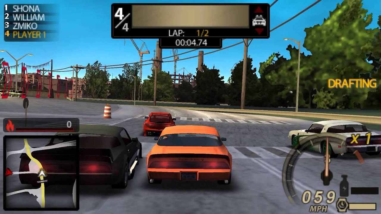 PPSSPP Emulator 0.9.7.2 | Need for Speed: Undercover ...