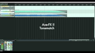 Axe-Fx II: Tempo of the Damned (Exodus) ToneMatch