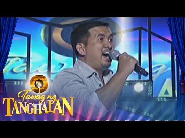 Tawag ng Tanghalan: Julius Perida | In Your Eyes