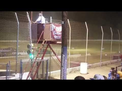 Super Late Model Feature Action @ Potomac Speedway!!! 6/15/18