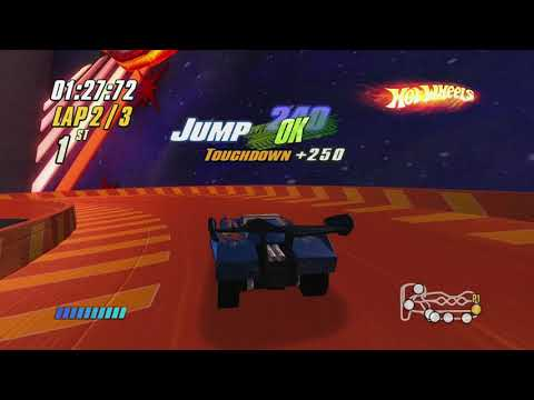 [Xbox 360] Hot Wheels: Beat That! - Inferno: Bowling Alley Tournament - Shadow MKII