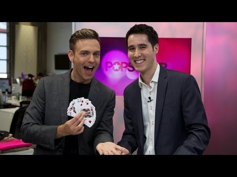 Head Magician David Kwong From Now You See Me Teaches Us Magic Tricks! | POPSUGAR News