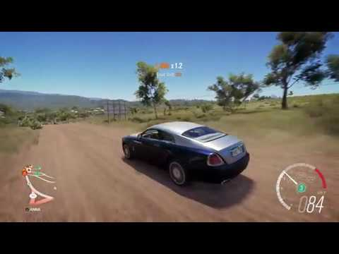 Forza Horizon 3 TEST DRIVE Rolls Royce Wraith 2014 Tuned Out OZ Wheels