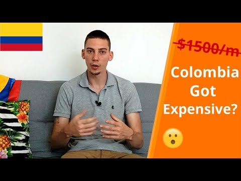 Can You Survive With $1500/m? | Cost of Living Colombia